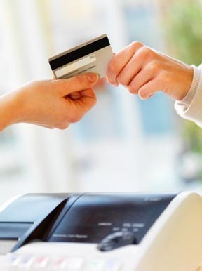 Point of Sale software feature